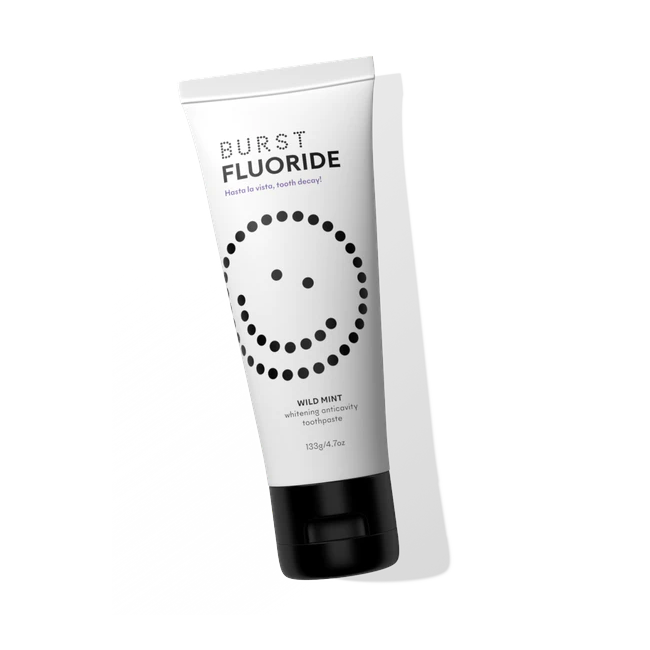 Fluoride Toothpaste - Wild Mint